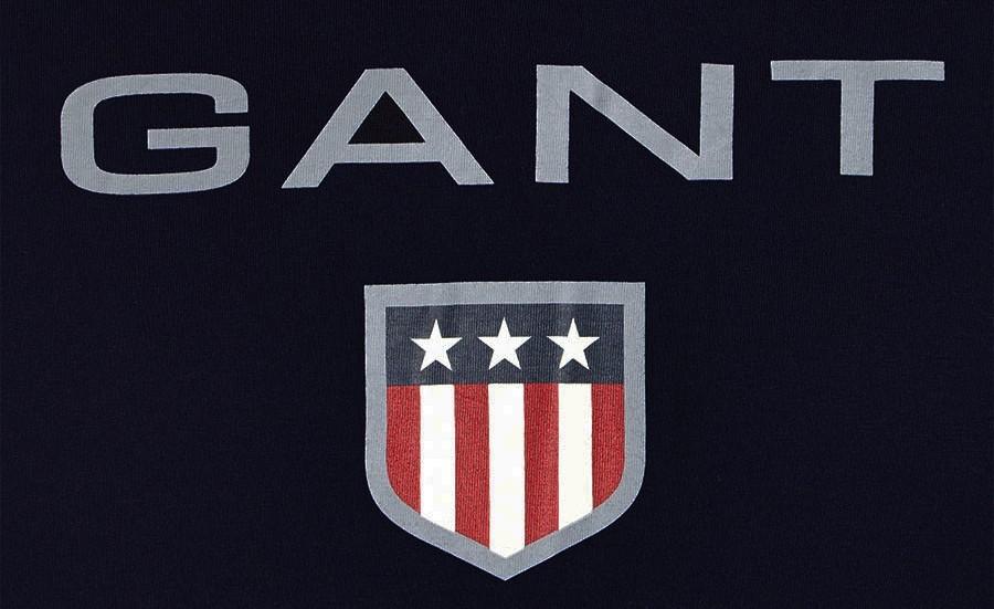 ccb9173e94370 Referencia GA 2853774. Camisa lisa con bolso Gant New Haven en color azul  navy